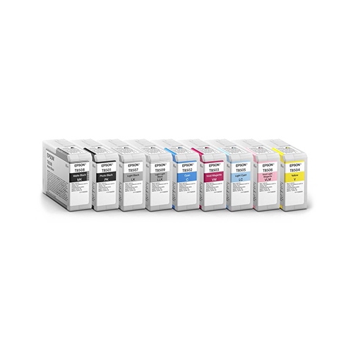 Genuine Epson Ink